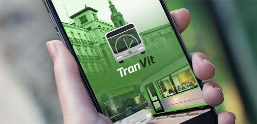 Diseño app Tranvit