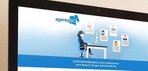 Agente SC - Diseño web WordPress - Eloy Ortega