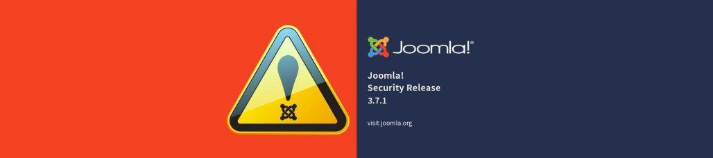 Joomla 3.7.1