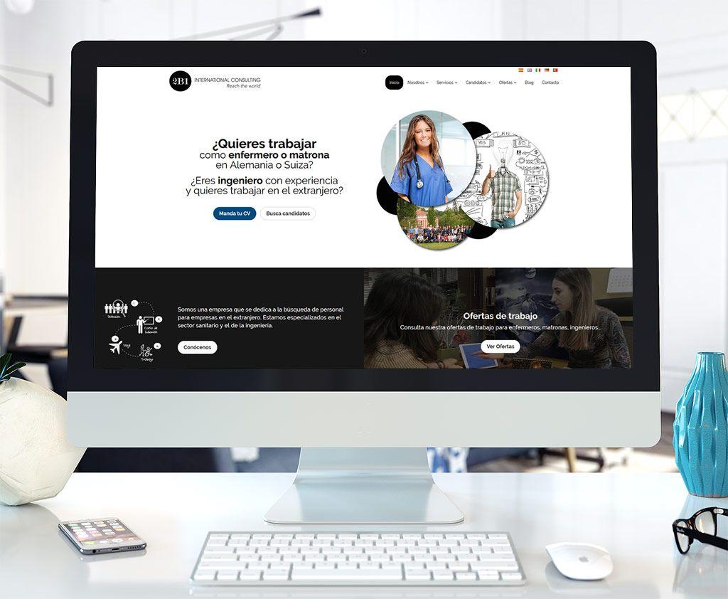 2B1 Diseño web